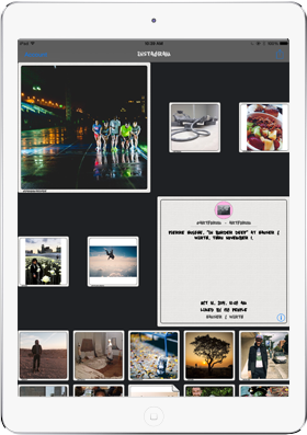 Cards Viewer for Instagram
